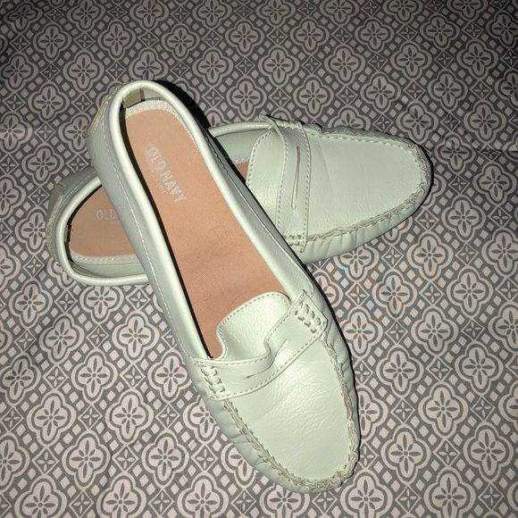 d04b1fbae5e Old Navy Shoes - ✨Mint Green Loafers - 9✨